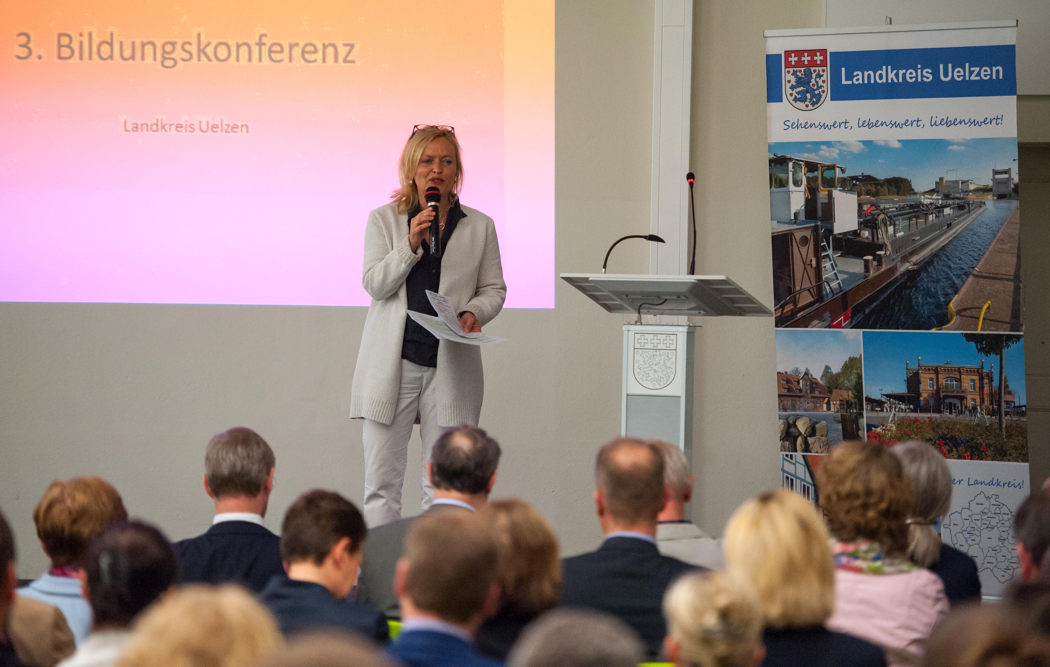 3. Bildungskonferenz in der Oberschule Uelzen