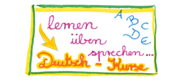 Eine aktuelle Übersicht der Deutschkurse im Landkreis Uelzen sowie Informationen zu den Zugängen verschiedener Sprachkurse